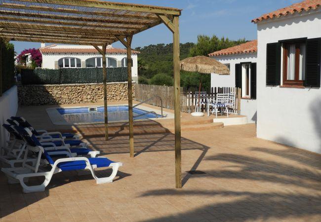 Ferienhaus Villa FERRER (2035134), Mercadal, Menorca, Balearische Inseln, Spanien, Bild 8
