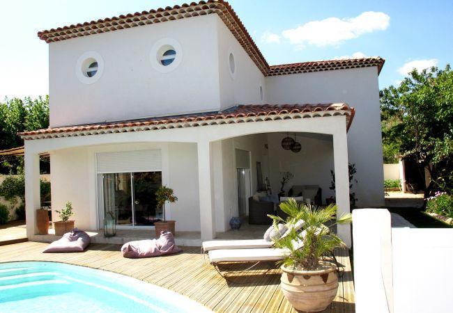 photo BANETTE Villa Clim Piscine Saint-Cyr-Sur-Mer