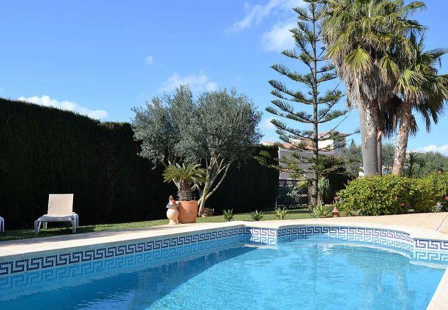 Villa Manolo with private pool
