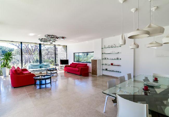 Ferienhaus Villa contemporaine proche plages de Saint-Tropez (2075236), Ramatuelle, Côte d'Azur, Provence - Alpen - Côte d'Azur, Frankreich, Bild 6