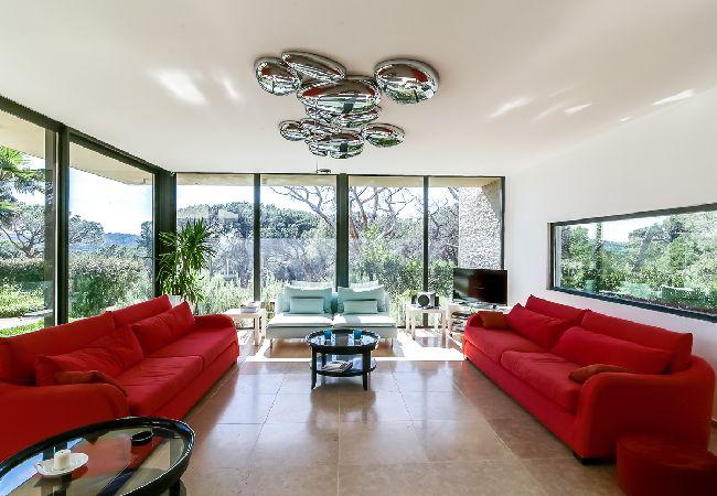 Ferienhaus Villa contemporaine proche plages de Saint-Tropez (2075236), Ramatuelle, Côte d'Azur, Provence - Alpen - Côte d'Azur, Frankreich, Bild 7