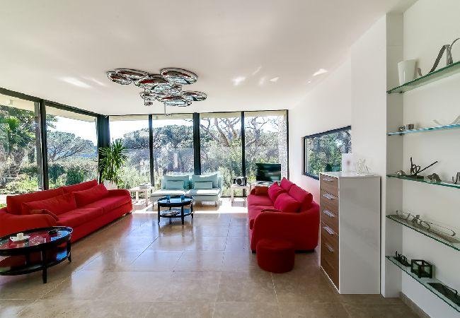 Ferienhaus Villa contemporaine proche plages de Saint-Tropez (2075236), Ramatuelle, Côte d'Azur, Provence - Alpen - Côte d'Azur, Frankreich, Bild 11