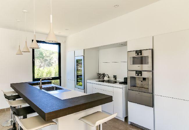 Ferienhaus Villa contemporaine proche plages de Saint-Tropez (2075236), Ramatuelle, Côte d'Azur, Provence - Alpen - Côte d'Azur, Frankreich, Bild 9