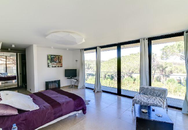 Ferienhaus Villa contemporaine proche plages de Saint-Tropez (2075236), Ramatuelle, Côte d'Azur, Provence - Alpen - Côte d'Azur, Frankreich, Bild 15