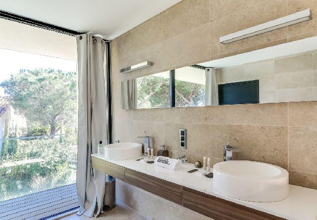 Ferienhaus Villa contemporaine proche plages de Saint-Tropez (2075236), Ramatuelle, Côte d'Azur, Provence - Alpen - Côte d'Azur, Frankreich, Bild 17