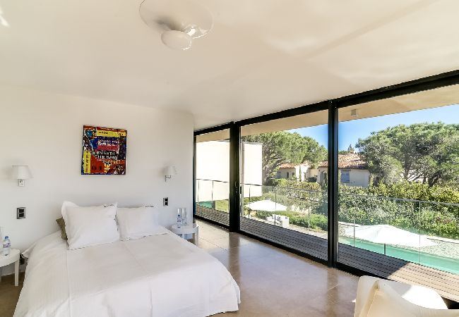 Ferienhaus Villa contemporaine proche plages de Saint-Tropez (2075236), Ramatuelle, Côte d'Azur, Provence - Alpen - Côte d'Azur, Frankreich, Bild 23