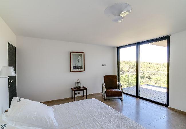 Ferienhaus Villa contemporaine proche plages de Saint-Tropez (2075236), Ramatuelle, Côte d'Azur, Provence - Alpen - Côte d'Azur, Frankreich, Bild 18