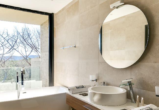 Ferienhaus Villa contemporaine proche plages de Saint-Tropez (2075236), Ramatuelle, Côte d'Azur, Provence - Alpen - Côte d'Azur, Frankreich, Bild 25