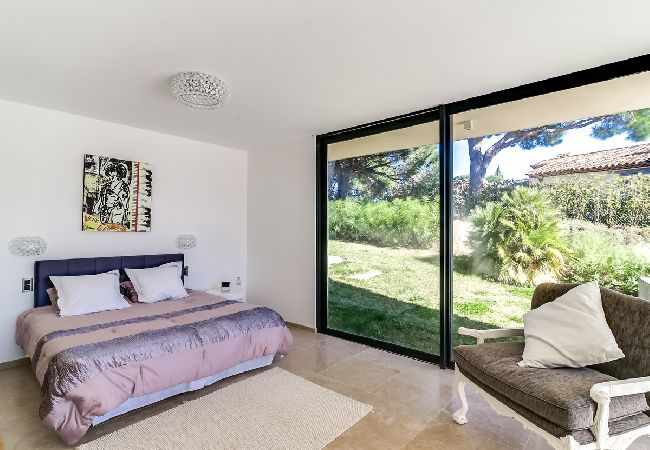 Ferienhaus Villa contemporaine proche plages de Saint-Tropez (2075236), Ramatuelle, Côte d'Azur, Provence - Alpen - Côte d'Azur, Frankreich, Bild 26