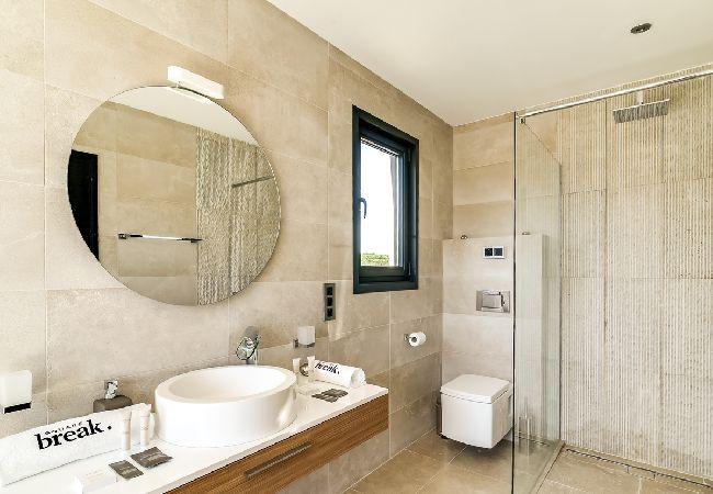Ferienhaus Villa contemporaine proche plages de Saint-Tropez (2075236), Ramatuelle, Côte d'Azur, Provence - Alpen - Côte d'Azur, Frankreich, Bild 24