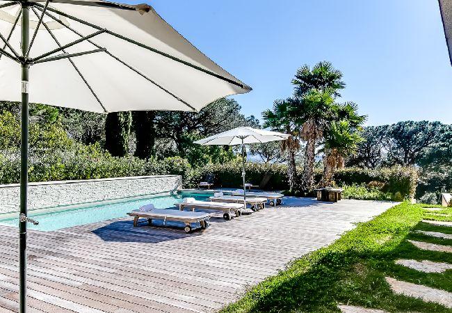 Ferienhaus Villa contemporaine proche plages de Saint-Tropez (2075236), Ramatuelle, Côte d'Azur, Provence - Alpen - Côte d'Azur, Frankreich, Bild 2
