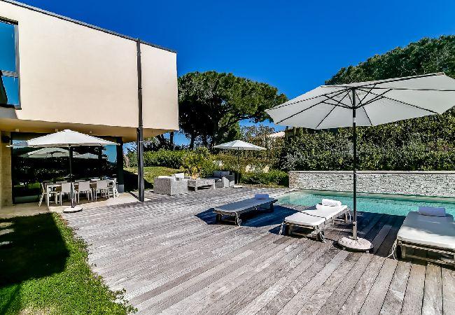 Ferienhaus Villa contemporaine proche plages de Saint-Tropez (2075236), Ramatuelle, Côte d'Azur, Provence - Alpen - Côte d'Azur, Frankreich, Bild 4