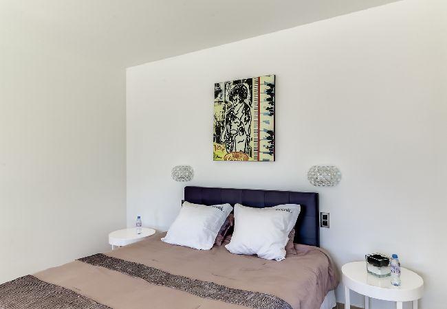 Ferienhaus Villa contemporaine proche plages de Saint-Tropez (2075236), Ramatuelle, Côte d'Azur, Provence - Alpen - Côte d'Azur, Frankreich, Bild 27