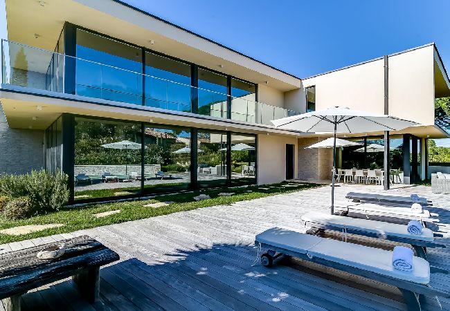 Ferienhaus Villa contemporaine proche plages de Saint-Tropez (2075236), Ramatuelle, Côte d'Azur, Provence - Alpen - Côte d'Azur, Frankreich, Bild 33