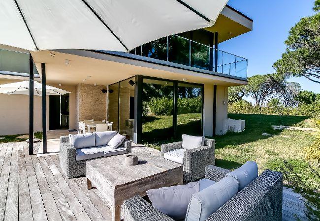 Ferienhaus Villa contemporaine proche plages de Saint-Tropez (2075236), Ramatuelle, Côte d'Azur, Provence - Alpen - Côte d'Azur, Frankreich, Bild 34