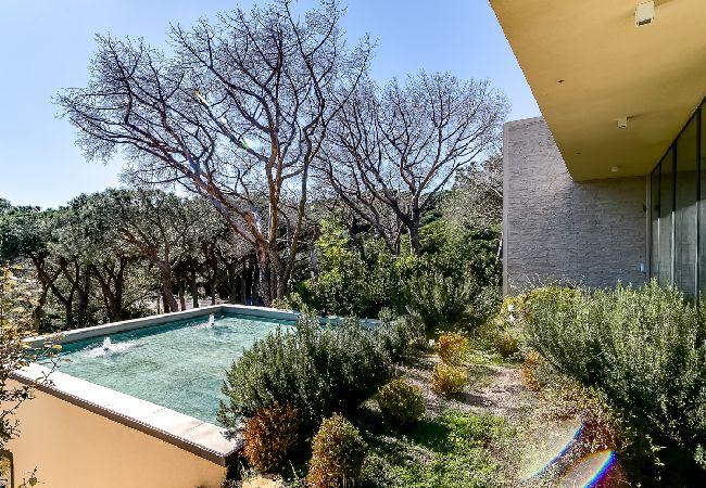 Ferienhaus Villa contemporaine proche plages de Saint-Tropez (2075236), Ramatuelle, Côte d'Azur, Provence - Alpen - Côte d'Azur, Frankreich, Bild 32