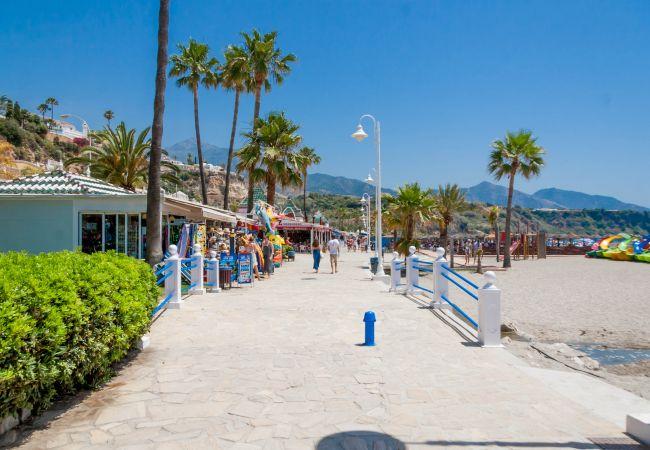 Ferienwohnung RUBARSAL BURRIANA PLAYA NERJA CANOVAS (14) (2334548), Nerja, Costa del Sol, Andalusien, Spanien, Bild 20