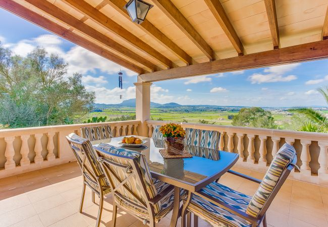 Holiday house Finca Can Tomeu (2074143), Montuïri, Majorca, Balearic Islands, Spain, picture 4