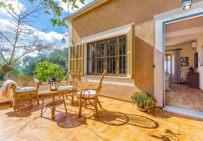 Holiday house Finca Can Tomeu (2074143), Montuïri, Majorca, Balearic Islands, Spain, picture 5