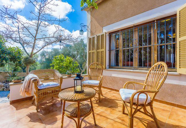Holiday house Finca Can Tomeu (2074143), Montuïri, Majorca, Balearic Islands, Spain, picture 23