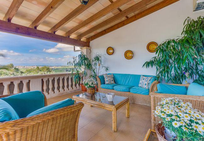 Holiday house Finca Can Tomeu (2074143), Montuïri, Majorca, Balearic Islands, Spain, picture 31