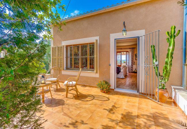 Holiday house Finca Can Tomeu (2074143), Montuïri, Majorca, Balearic Islands, Spain, picture 33