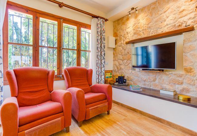 Holiday house Finca Can Tomeu (2074143), Montuïri, Majorca, Balearic Islands, Spain, picture 9