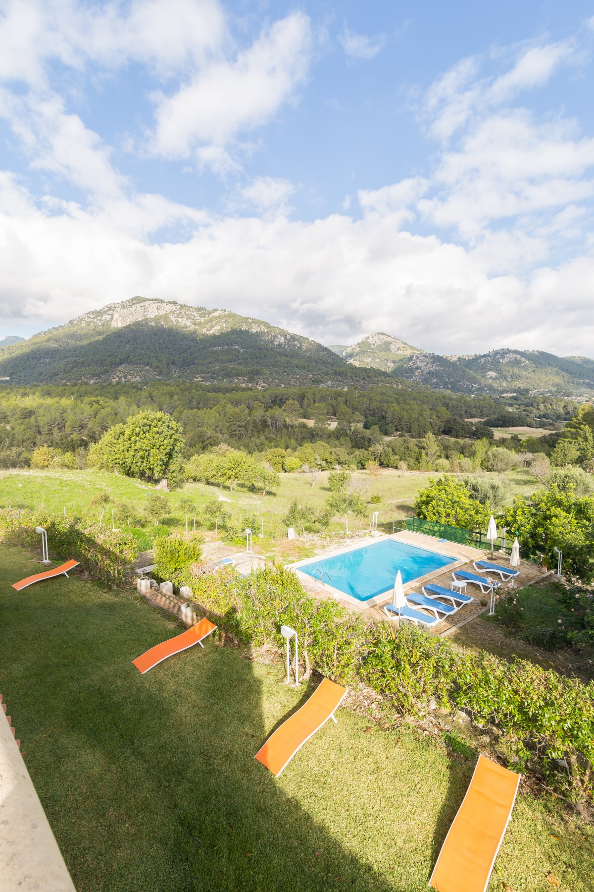 Canta Bou for 8 guests in Campanet, Spanien