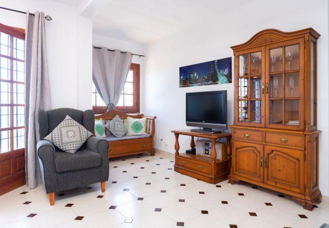 Maison de vacances Finca Los Llanitos II (2176970), Los Gigantes, Ténérife, Iles Canaries, Espagne, image 8