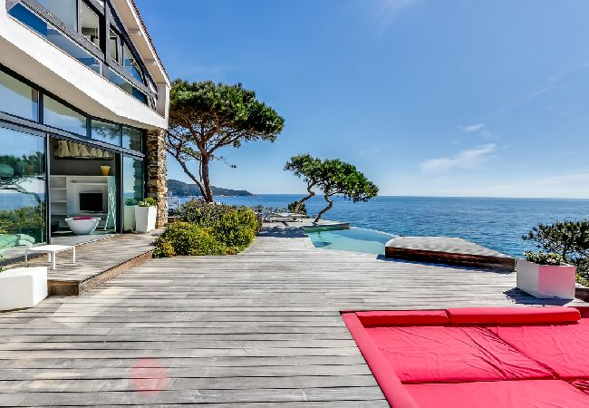 Ferienhaus Villa face à la mer sur la péninsule de Saint-Trop (2194891), Ramatuelle, Côte d'Azur, Provence - Alpen - Côte d'Azur, Frankreich, Bild 1