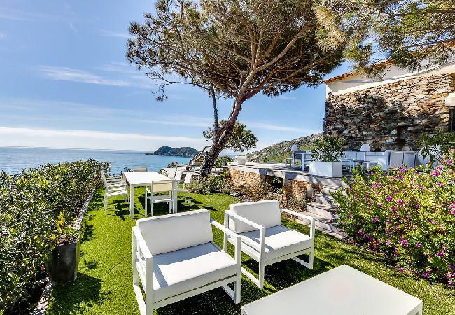 Ferienhaus Villa face à la mer sur la péninsule de Saint-Trop (2194891), Ramatuelle, Côte d'Azur, Provence - Alpen - Côte d'Azur, Frankreich, Bild 5