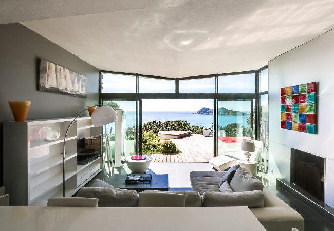 Ferienhaus Villa face à la mer sur la péninsule de Saint-Trop (2194891), Ramatuelle, Côte d'Azur, Provence - Alpen - Côte d'Azur, Frankreich, Bild 8