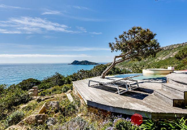 Ferienhaus Villa face à la mer sur la péninsule de Saint-Trop (2194891), Ramatuelle, Côte d'Azur, Provence - Alpen - Côte d'Azur, Frankreich, Bild 3