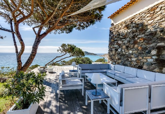 Ferienhaus Villa face à la mer sur la péninsule de Saint-Trop (2194891), Ramatuelle, Côte d'Azur, Provence - Alpen - Côte d'Azur, Frankreich, Bild 6