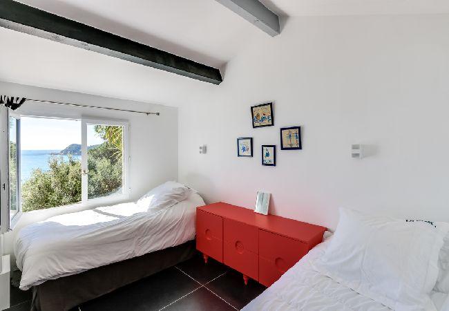 Ferienhaus Villa face à la mer sur la péninsule de Saint-Trop (2194891), Ramatuelle, Côte d'Azur, Provence - Alpen - Côte d'Azur, Frankreich, Bild 13