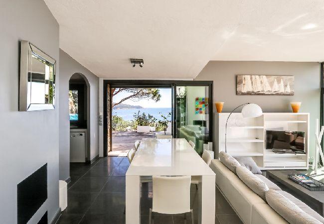 Ferienhaus Villa face à la mer sur la péninsule de Saint-Trop (2194891), Ramatuelle, Côte d'Azur, Provence - Alpen - Côte d'Azur, Frankreich, Bild 9