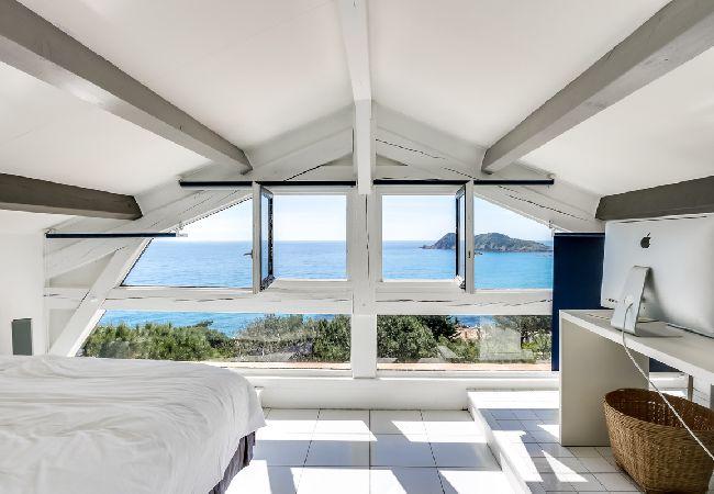 Ferienhaus Villa face à la mer sur la péninsule de Saint-Trop (2194891), Ramatuelle, Côte d'Azur, Provence - Alpen - Côte d'Azur, Frankreich, Bild 15