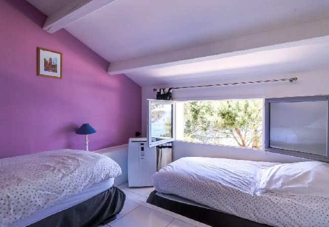 Ferienhaus Villa face à la mer sur la péninsule de Saint-Trop (2194891), Ramatuelle, Côte d'Azur, Provence - Alpen - Côte d'Azur, Frankreich, Bild 16