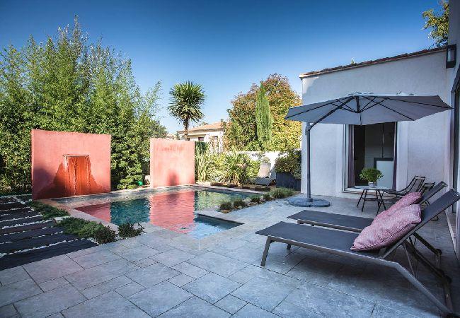 Ferienhaus Maison avec piscine proche centre ville (2194858), Aix en Provence, Bouches-du-Rhône, Provence - Alpen - Côte d'Azur, Frankreich, Bild 1