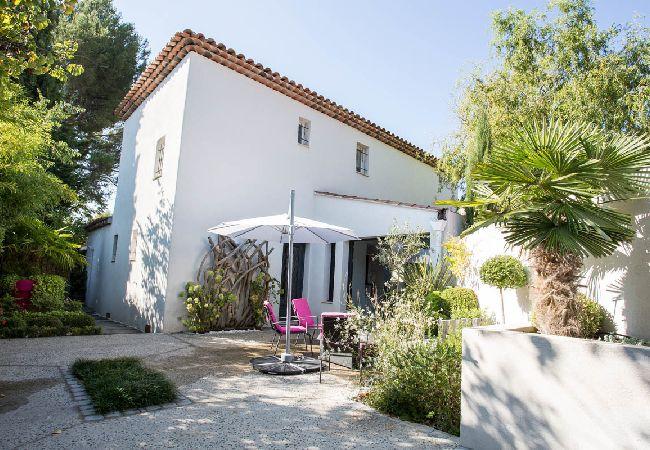 Ferienhaus Maison avec piscine proche centre ville (2194858), Aix en Provence, Bouches-du-Rhône, Provence - Alpen - Côte d'Azur, Frankreich, Bild 6