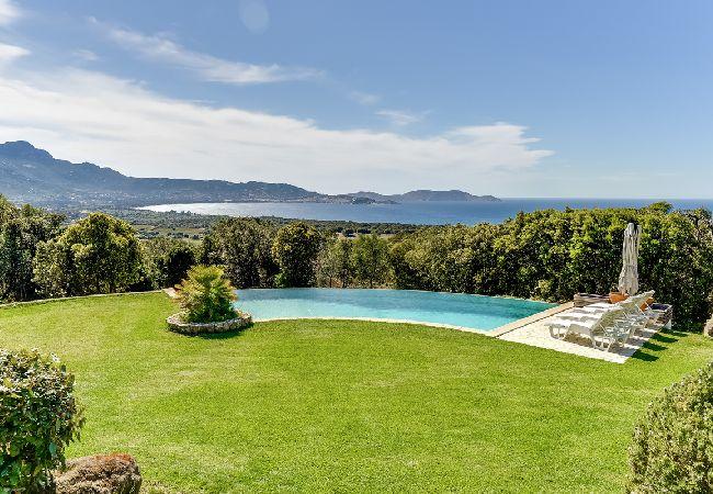 Ferienhaus Villa de charme face au Golfe de Calvi (2194889), Lumio, Nordkorsika, Korsika, Frankreich, Bild 1