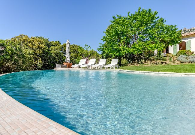 Ferienhaus Villa de charme face au Golfe de Calvi (2194889), Lumio, Nordkorsika, Korsika, Frankreich, Bild 2
