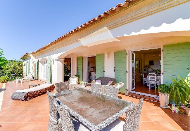 Ferienhaus Villa de charme face au Golfe de Calvi (2194889), Lumio, Nordkorsika, Korsika, Frankreich, Bild 5