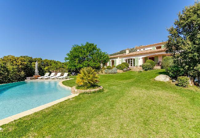 Ferienhaus Villa de charme face au Golfe de Calvi (2194889), Lumio, Nordkorsika, Korsika, Frankreich, Bild 3