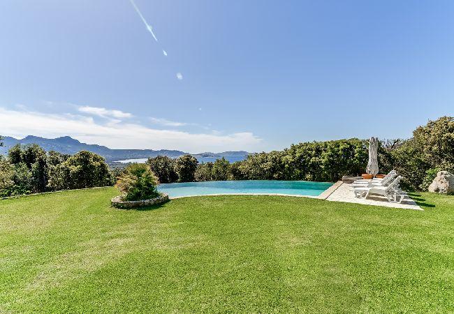 Ferienhaus Villa de charme face au Golfe de Calvi (2194889), Lumio, Nordkorsika, Korsika, Frankreich, Bild 4