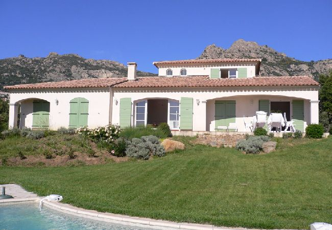 Ferienhaus Villa de charme face au Golfe de Calvi (2194889), Lumio, Nordkorsika, Korsika, Frankreich, Bild 13