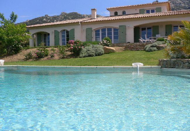 Ferienhaus Villa de charme face au Golfe de Calvi (2194889), Lumio, Nordkorsika, Korsika, Frankreich, Bild 14