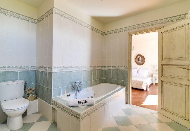 Ferienhaus Villa de charme face au Golfe de Calvi (2194889), Lumio, Nordkorsika, Korsika, Frankreich, Bild 35