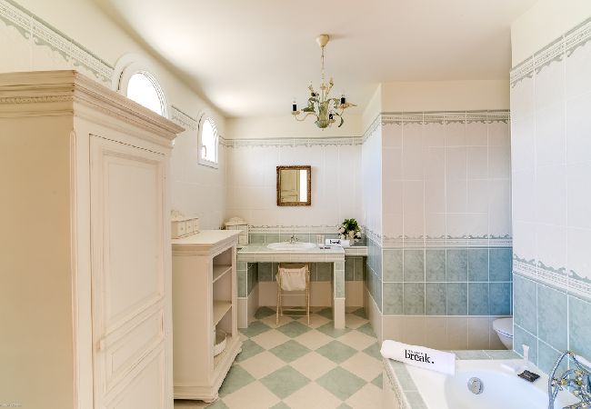 Ferienhaus Villa de charme face au Golfe de Calvi (2194889), Lumio, Nordkorsika, Korsika, Frankreich, Bild 34