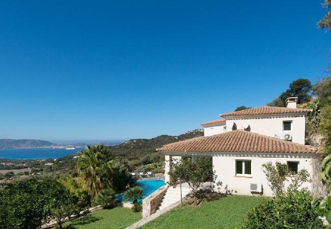 Ferienhaus Villa vue mer panoramique près de Calvi (2194935), Lumio, Nordkorsika, Korsika, Frankreich, Bild 1